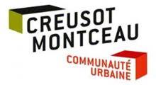 Visite des chantiers de la Communauté Urbaine Creusot-Montceau