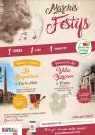 Marché Festif à la Villa Perrusson -  Ecuisses (Sortir)