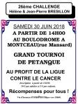 Comité local de la Ligue Contre le Cancer