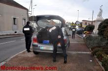 Bilan des contrôles routiers du weekend en Saône-et-Loire...