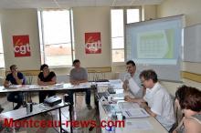 Stage de formation Syndicale Générale CGT au Syndicat des mineurs