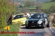 Sports mécaniques -  9ème Rallye des Gueules Noires (Voir la vidéo)