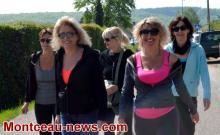 Pouilloux: la marche du muguet