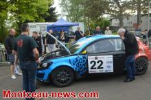 Sports mécaniques – 9ème Rallye des Gueules Noires