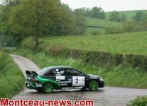 Suite 2 -Sports mécaniques – 9ème Rallye des Gueules Noires voir la video