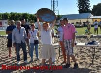 Beach Rugby «A dans deux ans! A dans deux ans!»