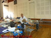 Amicale pour le don du sang (Montceau)
