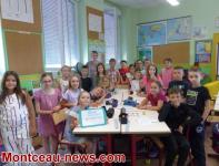 La rentrée scolaire à Sanvignes