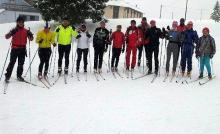 Ski club : pas en reste malgré le manque de neige...