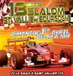 Sport auto : 13ème slalom de Saint-Vallier…