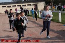 Education - Trois cent dix-huit écoliers ont couru 694.1 km à Saint-Vallier
