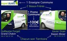 Repar'stores prolonge la vie de vos volets roulants, stores et produits Velux  (Bassin Minier - Grand Chalon)