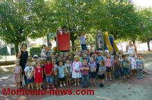 Rentrée scolaire (Saint-Vallier)
