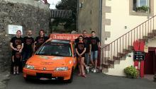 "Team ""Orange Mécanic"" (Sport auto)"
