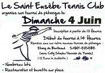Saint-Eusèbe Tennis Club (Sortir)