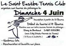 Saint-Eusèbe Tennis Club (Sortir)