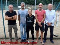 Jean-Pierre Perrier, nouvel entraîneur du TCM