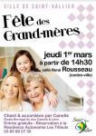 Fête des grand-mères (Saint-Vallier)