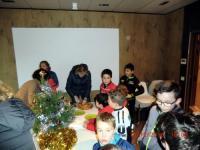 Goûter de Noël pour les jeunes Vététistes