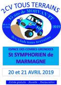 2CV Club tous terrains de Blanzy : les 20 avril & 21 avril 2019 (Sortir)