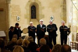 Saint-Romain-sous-Gourdon Concert de Noël