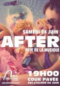 RAPPEL / Samedi 24 juin : After fête de la musique à Montceau (Sortir)