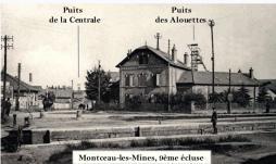 Mémoire  - 2 avril 1943 , le drame du puits de la Centrale de Montceau