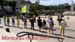 """Gilets Jaunes """"Acte 35"""" à Montceau (Social)"""