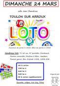 Amicale des écoles de Toulon-sur-Arroux (Sortir)