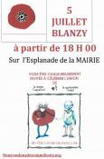 Blanzy  Carnet Blanc