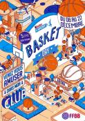 Basket Montceau Bourgogne