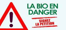 """""""Le gouvernement veut signer l'arrêt de mort de l'agiculture bio !"""""""