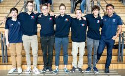 2 Saône-et-Loiriens de 17 et 18 ans, sacrés vice-champion d'Europe de Bridge