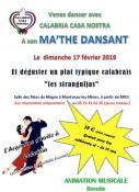Venez danser avec Calabria Casa Nostra au Magny (Sortir)