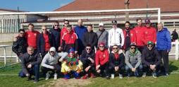 Chasse aux oeufs au FC Bois du Verne (Montceau)
