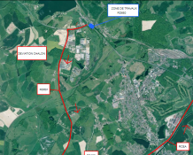 RD680 – Commune de Torcy