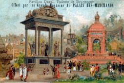 Ecomusée Creusot Montceau  Couleur céramique, l'Exposition universelle de 1889