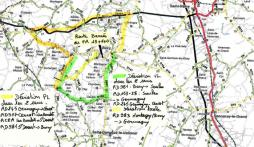 RD977- Commune de Montagny-les-Buxy