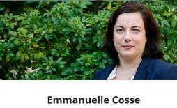 Emmanuelle COSSE, ministre du Logement, et de l'Habitat durable
