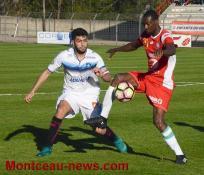 Score final  - CFA - Jura Sud : 2 - FCMB : 2