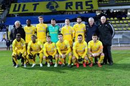 Déplacement difficile à Pontarlier pour le FC Gueugnon....