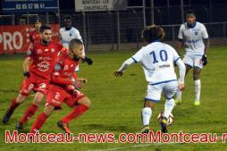 Football (1/8eme de Finale Coupe de Bourgogne)