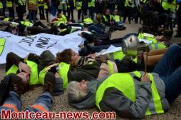 Réactualisé - Marche des Femmes Gilets Jaunes de France VOIR NOTRE VIDEO