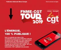 Dernière étape du FNME-CGT Tour (Social)