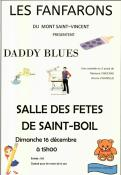 Mont Saint Vincent: La troupe des Fanfarons