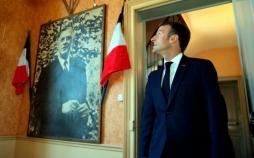 """""""Emmanuel Macron, premier des gaullistes"""" (Politique)"""