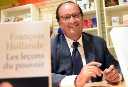 François Hollande au Creusot