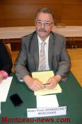 Municipales,2020 à Montchanin(Politique)