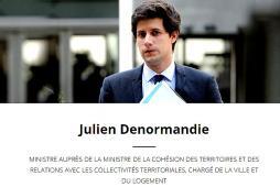 Déplacement en Saône-et-LoireLundi 11 février (Politique)