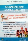 Elections municipales (Saint-Vallier)